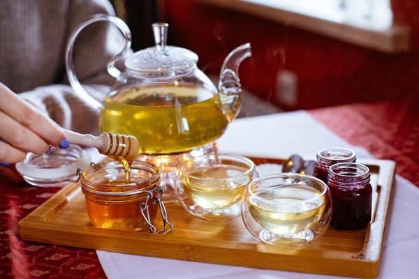 मध खाण्याचे फायदे