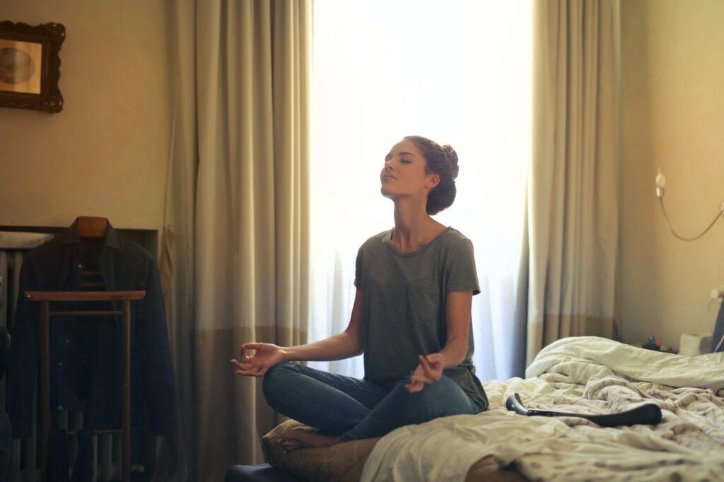 meditation kase karave